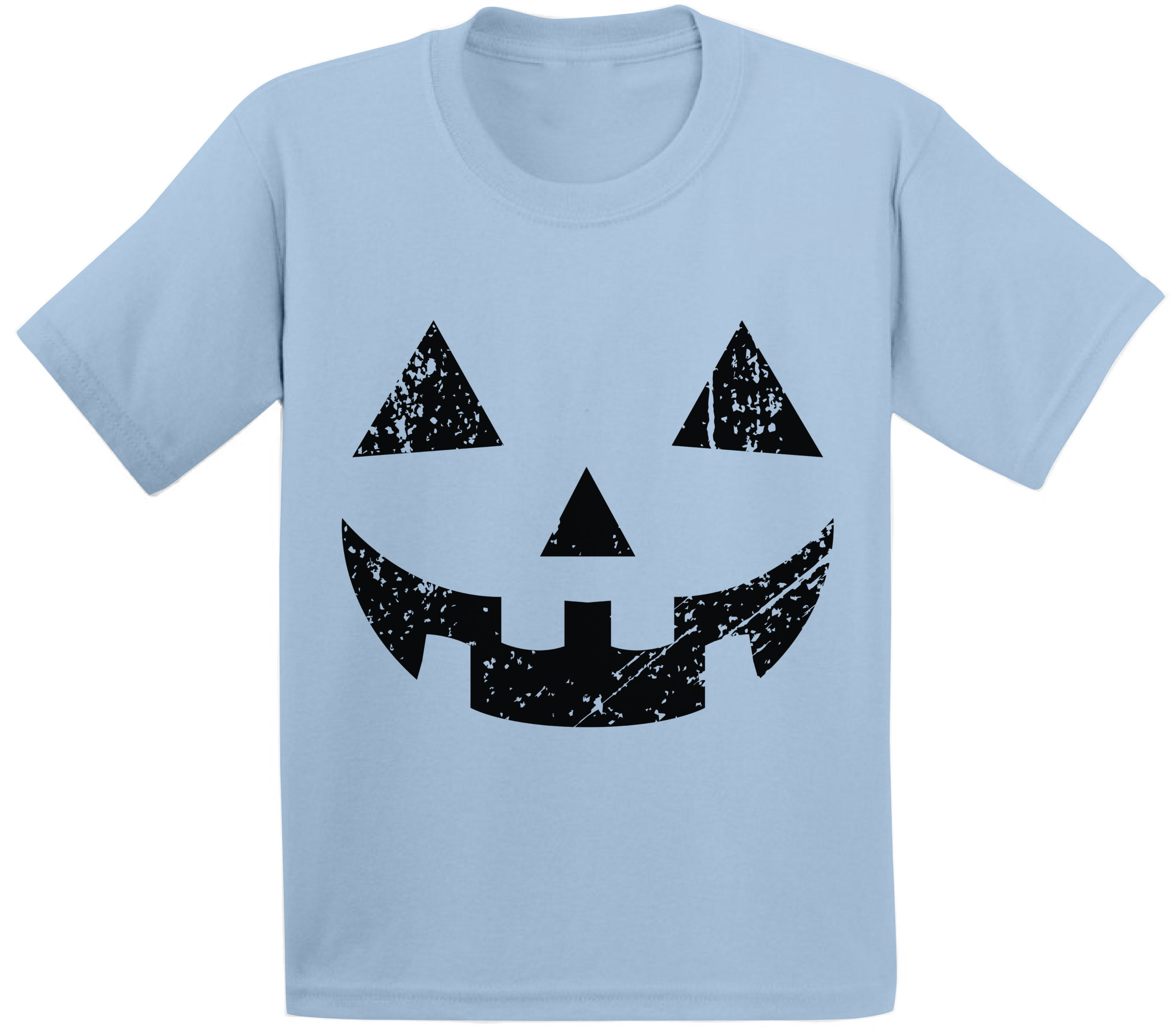 jack o' halloween pumpkin toddler shirts girl boy infant shirts easy