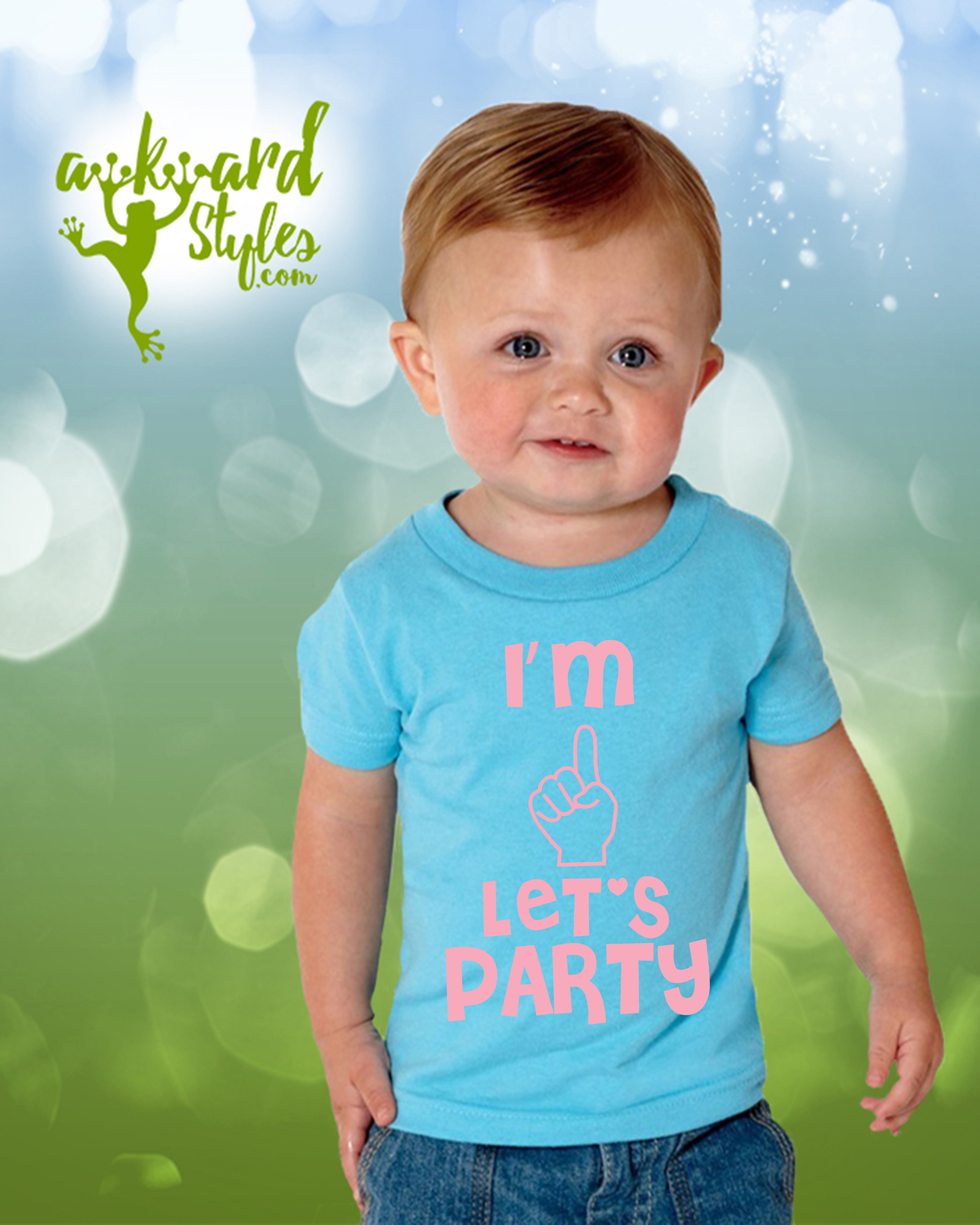 I m e Let s Party Toddler Shirts Girl Boy Infant Shirts Birthday
