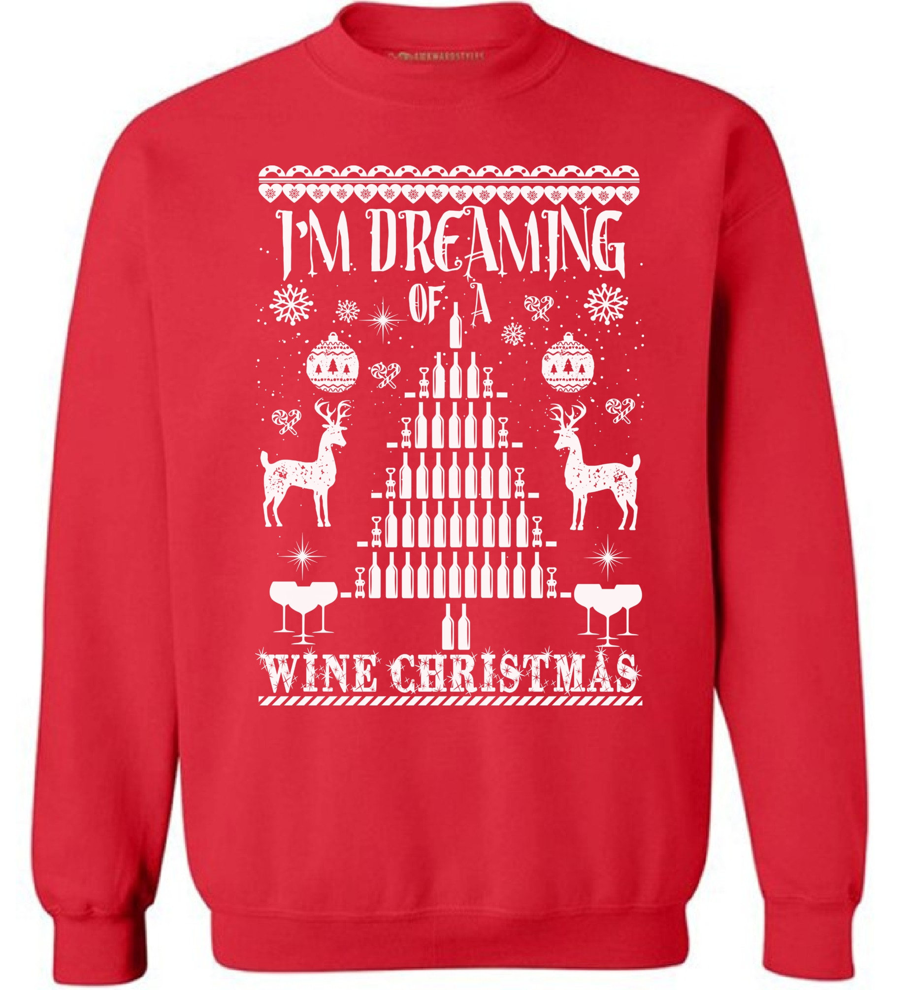 i 039 m dreaming of a wine christmas