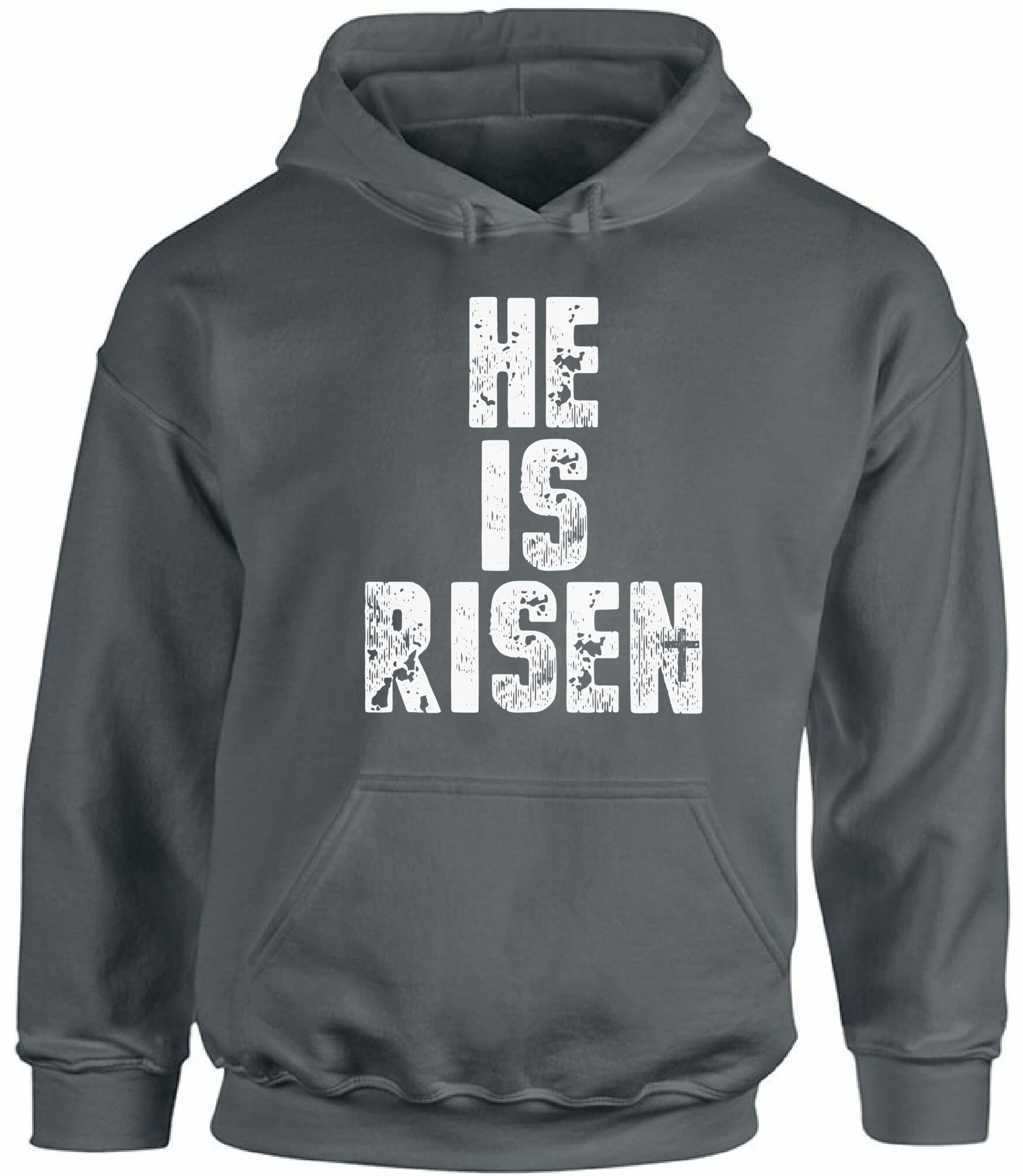 He is risen hooded sweatshirt christian easter hoodie easter gifts he is risen hooded sweatshirt christian easter hoodie negle Images