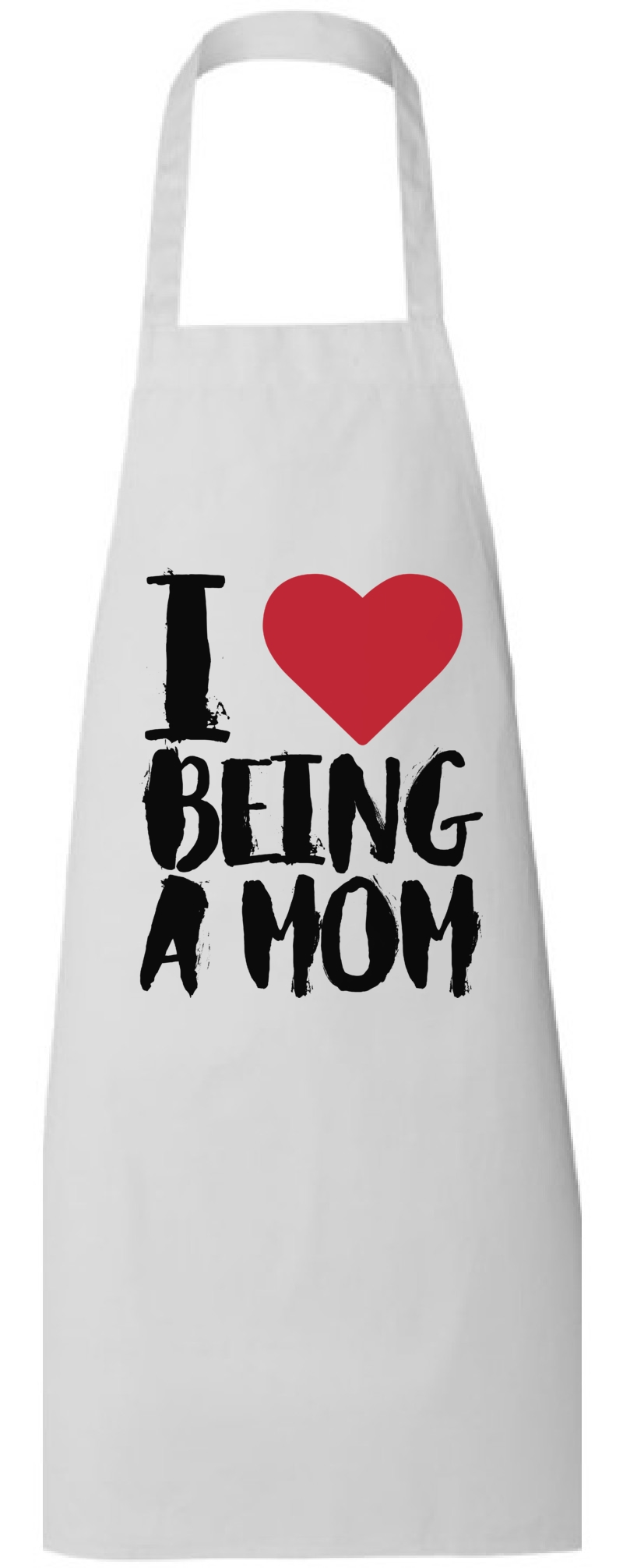 I Love Being Mom Apron Kitchen Aprons for Mom Gifts for Her Best Mom ...
